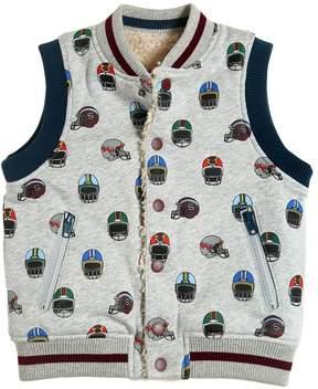 Stella McCartney Helmet Printed Organic Cotton Vest