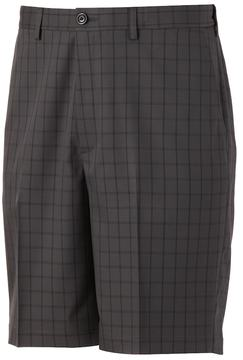 Haggar Men's Cool 18® Windowpane Performance Shorts