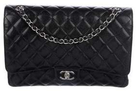 Chanel 2017 Classic Maxi Double Flap Bag