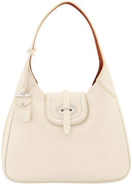 Dooney & Bourke Florentine Toscana Large Hobo - BONE - STYLE