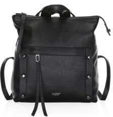 Botkier New York Noho Small Pebbled Leather Backpack