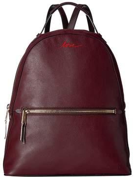 ED Ellen Degeneres Geel Large Backpack Backpack Bags