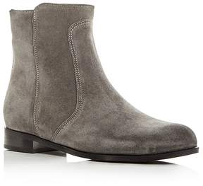 La Canadienne Women's Sophie Waterproof Suede Cold Weather Booties