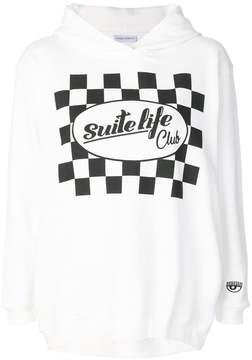 Chiara Ferragni Suite Life Club hoodie