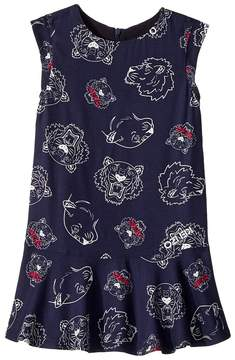 Kenzo Dress Tigers Girl's Clothing