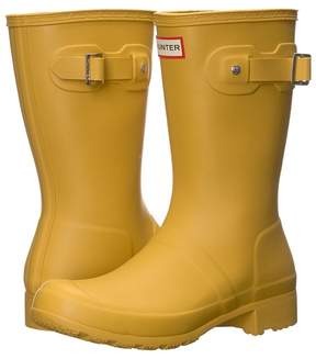 Hunter Original Tour Short Rain Boots Women's Rain Boots