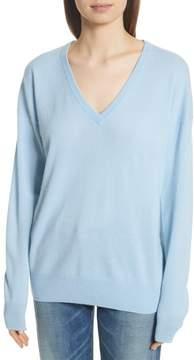 Equipment Lucinda V-Neck Cashmere Pullover