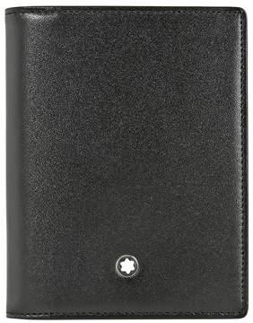 Montblanc Meisterstuck Multi Credit Card Case - Black