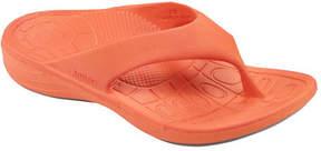 Aetrex Women's Lynco Flip Sandal