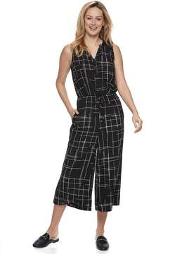 Apt. 9 Women's Crop Jumpsuit