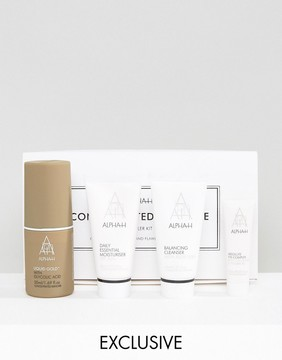 Alpha-H ASOS Exclusive Concentrated Skincare Sampler Kit