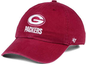 '47 Green Bay Packers Cardinal Clean Up Cap