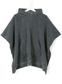 Il Gufo hooded cape
