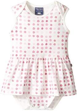 Toobydoo Watercolor Bodysuit Dress (Infant)