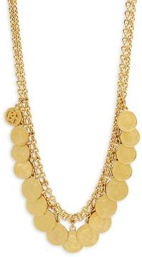 Ben-Amun BEN by Women's Two-Row Chain Necklace