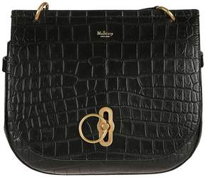Mulberry Amberly Logo Shoulder Bag