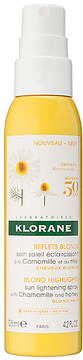 Klorane Sun Lightening Spray with Chamomile & Honey