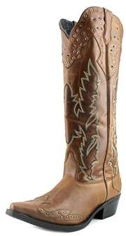 Laredo 52012 Pointed Toe Leather Western Boot.