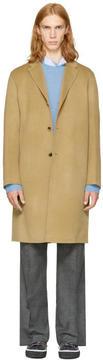 Acne Studios Beige Chad Coat