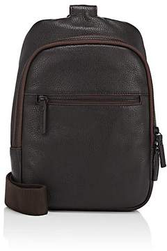 Barneys New York MEN'S LEATHER SLING BAG
