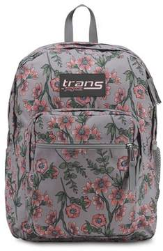 JanSport Trans by 17 SuperMax Backpack - Coral Botanical