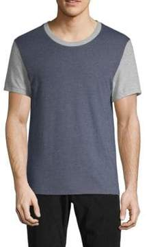 Alternative Short-Sleeve Colorblock Tee