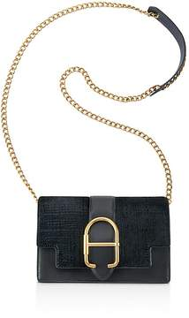 Anne Klein Peggy Calf Hair & Leather Crossbody