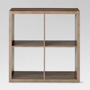 Threshold 4-Cube Organizer Shelf 13