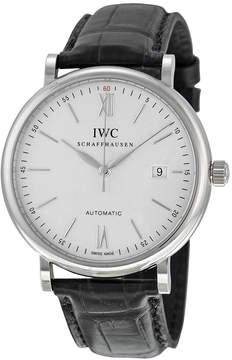 IWC Portofino Automatic Silver Dial Men's Watch 3565-01