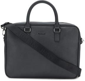 Armani Jeans crossbody laptop bag