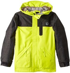 Volcom VS Insulated Jacket Boy's Coat