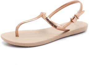 Havaianas Freedom T Strap Sandals