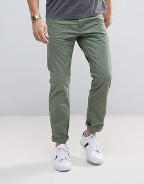 Esprit 5 Pocket Casual Pants in Khaki