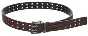 Levi's 'Decree' Reversible Belt (Sizes 22' - 36') - brown/black, 34-36'