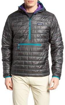 Patagonia Men's Nano Puff Bivy Regular Fit Water Resistant Jacket