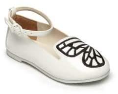 Sophia Webster Baby's, Toddler's & Kid's Bibi Butterfly Mini White Shoes