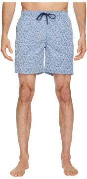 Mr.Swim Mr. Swim Triangular Dale Swim Trunks Men's Swimwear