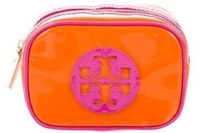 Tory Burch Colorblock Cosmetic Bag