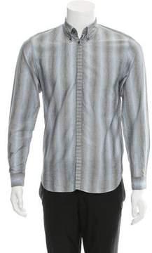 Marc Jacobs Striped Button-Up Shirt