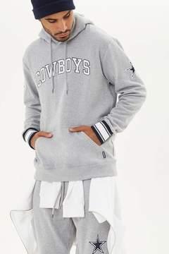 21men 21 MEN NFL Cowboys Fleece Hoodie