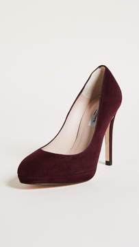 LK Bennett New Sledge Pumps