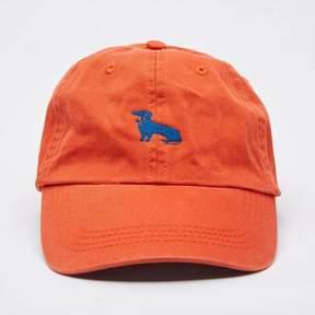 Blade + Blue Orange Dachshund Logo Baseball Cap - Mookie