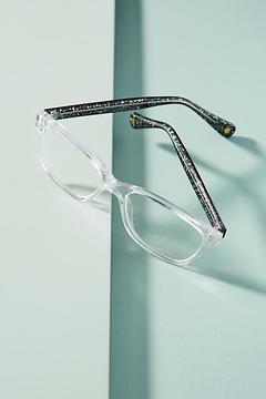 Anthropologie Sparkle Reading Glasses