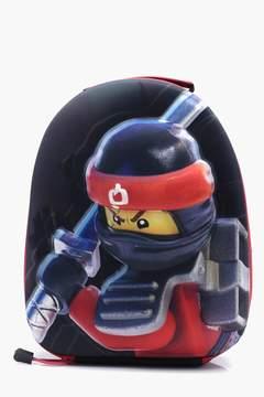 boohoo Boys Lego Ninjago Backpack