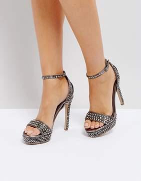 Carvela Genna Platform Heeled Sandals