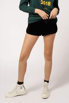 Azalea Velour Shorts