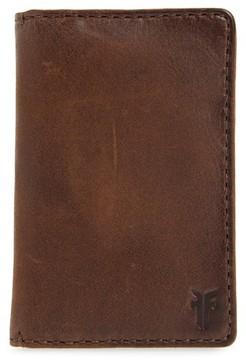 Frye Men's Oliver Leather Wallet - Brown