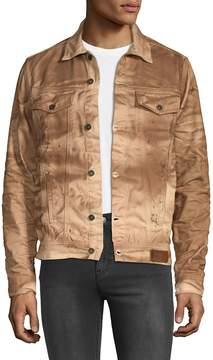 PRPS Men's Washed Cotton Jacket