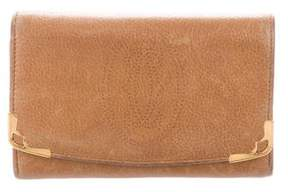 Cartier Trifold Leather Wallet