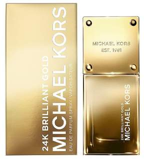 24K Gold by Michael Kors Eau de Parfum Women's Spray Perfume - 1.0 fl oz